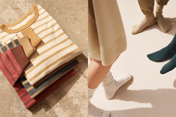 質感日常:針織衫、外套、保暖襪,人氣 Uniqlo U 秋冬系列登場!