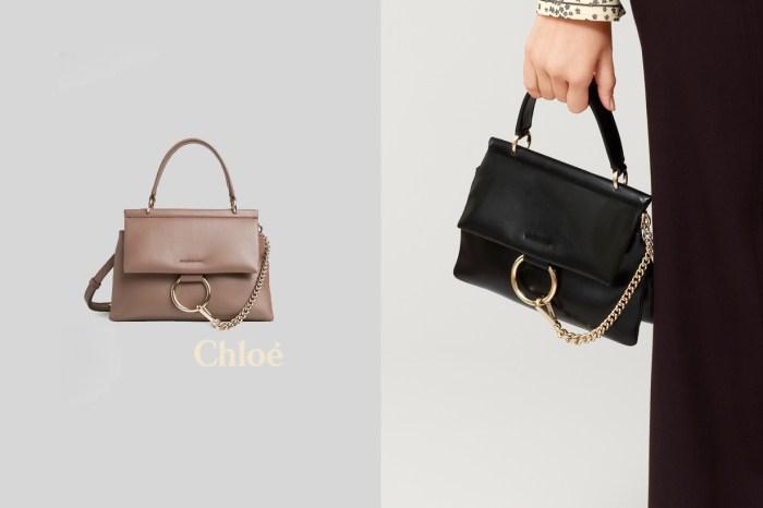 Chloé Faya 3.0 澎澎包:溫柔的顏色,三個尺寸+肩背小包已備齊!