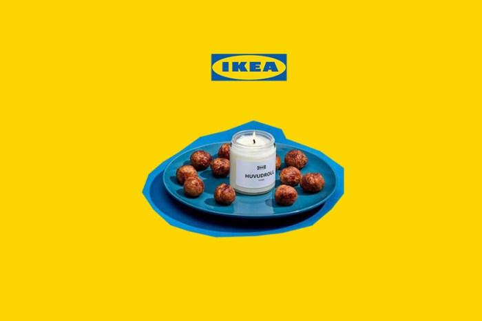 滿屋子肉味:當 IKEA 經典肉丸變成香氛蠟燭,你還是它的粉絲嗎?