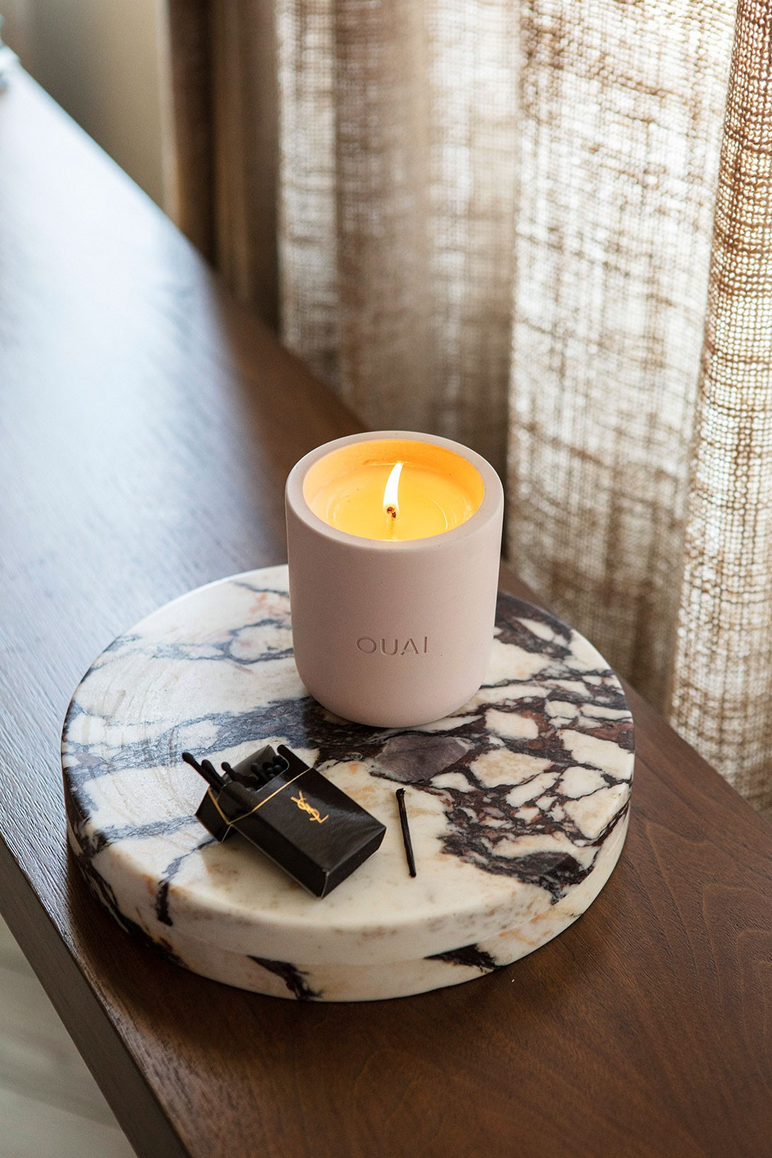ouai scented candles home fragrances north bondi melrose place price release info