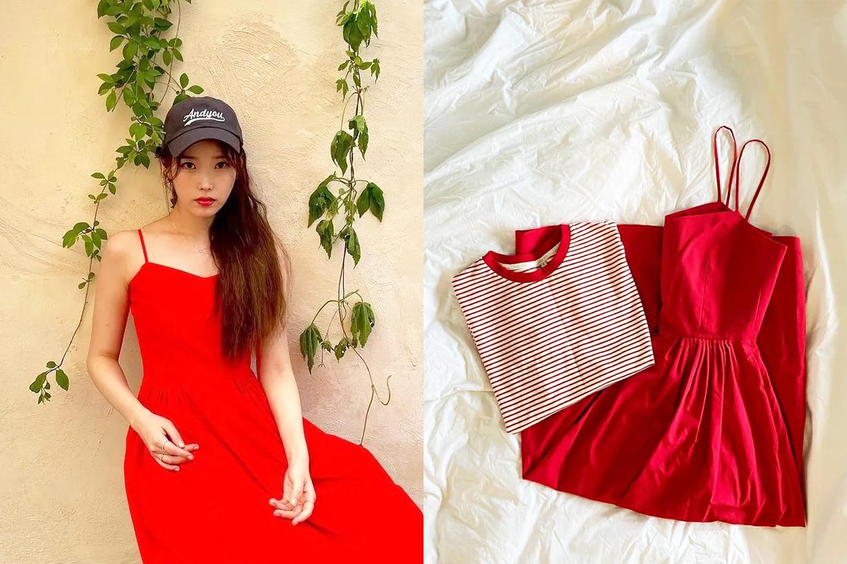 IU Lee Ji Eun Celebrities styles And You Korean indie fashion brand korean idols celebrities singers actresses