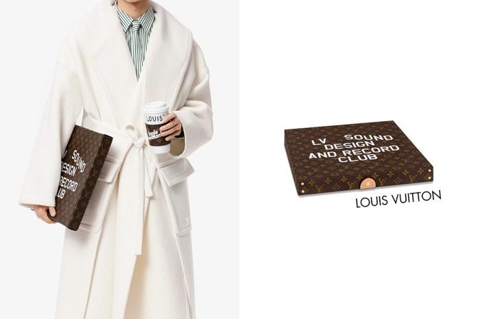 引起熱議的咖啡杯小包之後,猜猜 Louis Vuitton 這款 Pizza Box是用來裝什麼?