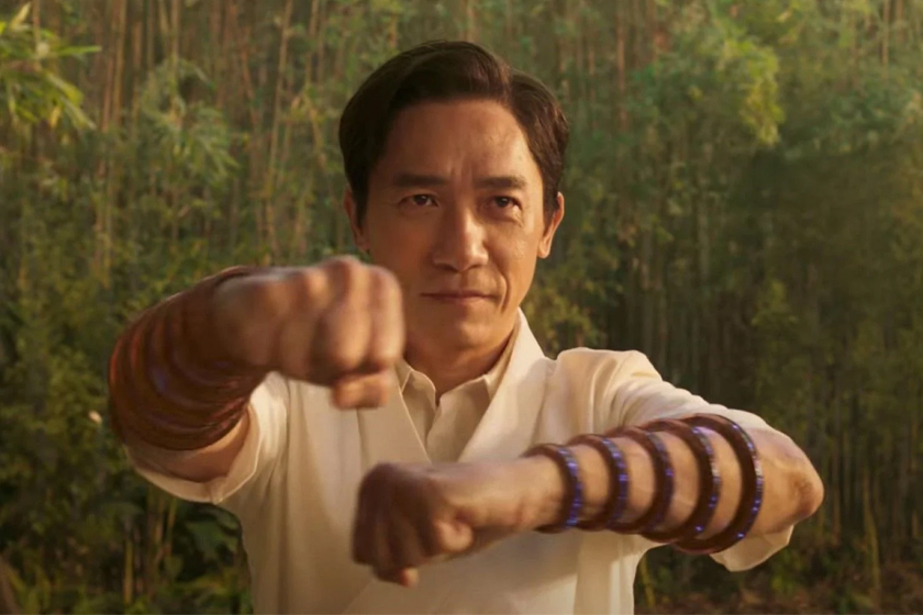 Marvel Shang-Chi and The Legend of The Ten Rings Hong Kong actor Yuen Wah
