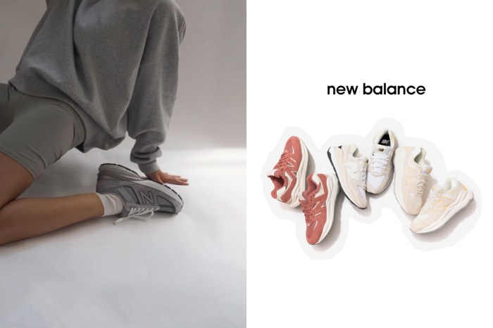 New Balance 下一雙紅它:詢問度攀升,5 系列的復古新經典!