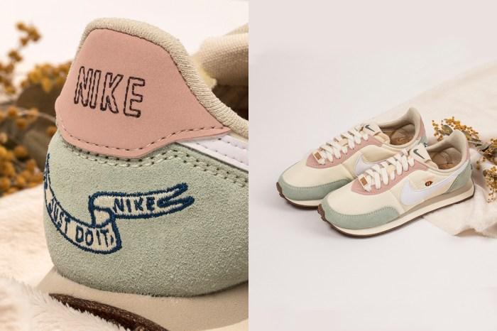 復古波鞋再添一雙:Nike 新上架 Waffle Trainer 鞋身上藏了這個小細節!
