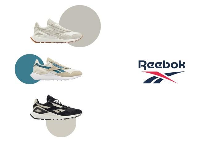 源於經典:Reebok 復古波鞋,設計流線讓腿偷偷變長!