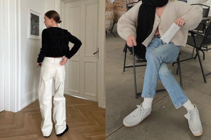 時尚小道消息:不要亂買,時髦博主正在囤這 4 件牛仔褲!