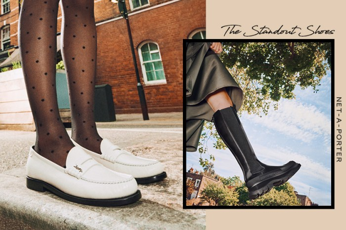 一雙鞋子決定時尚度:海量新款已上架,初秋必讀 5 大鞋履潮流!