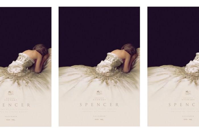 《Spencer》海報釋出:看不到 Kristen Stewart 的臉,卻讓人心抽一下!