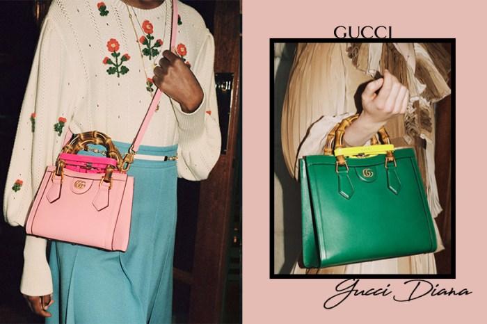 時尚女生力捧 IT Bag:戴妃愛包 Gucci Diana 強勢回歸,重塑經典竹節美學!