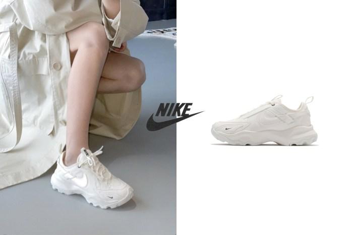 不是普通的白波鞋:女生已搶翻的 Nike,顯腿長還藏有小心機!