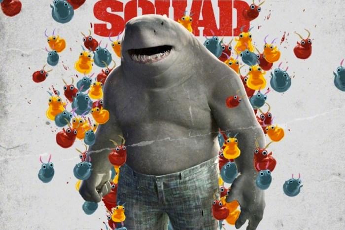 舊情史被揭露:《自殺突擊隊:集結》最受歡迎角色 King Shark 原來早已有男朋友!