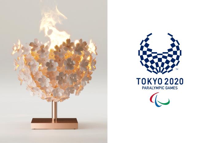 由 123 名學生與殘障人士製作,東京殘奧會的櫻花聖火台美得動魄驚心!