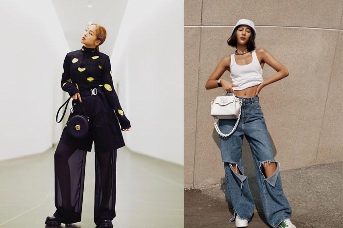 今季時尚達人的最愛手袋!Versace La Medusa Bag 為造型增添華麗感
