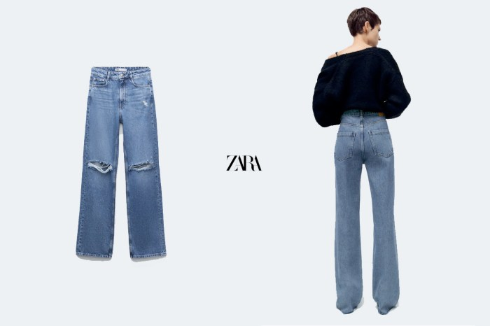 高挑女生注意:Zara 貼心推出「加長版」,完全是終極長腿褲!