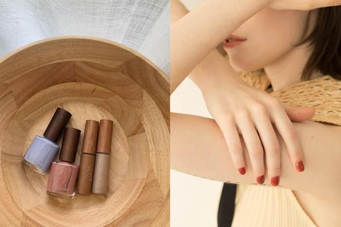 日本女生私藏的小眾品牌:由彩妝師主理的 rihka 每款指甲油都讓人心動!