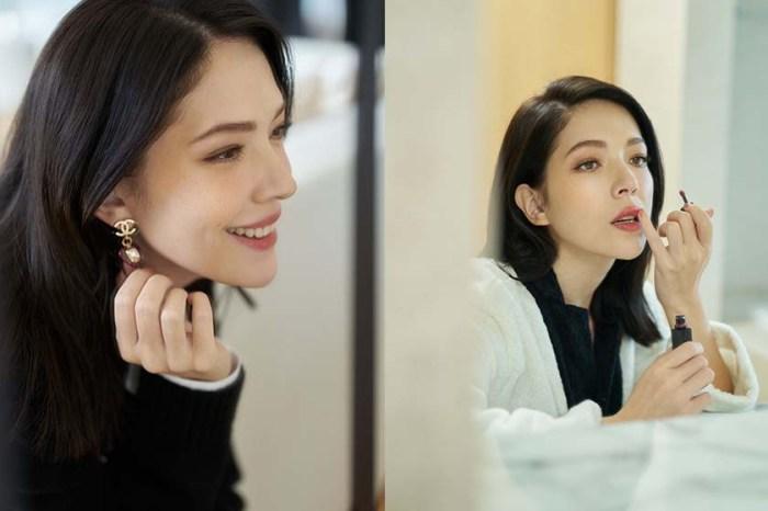 偷偷問 Chanel 彩妝大使許瑋甯:原來氣質女神的妝容背後有這些小秘密!