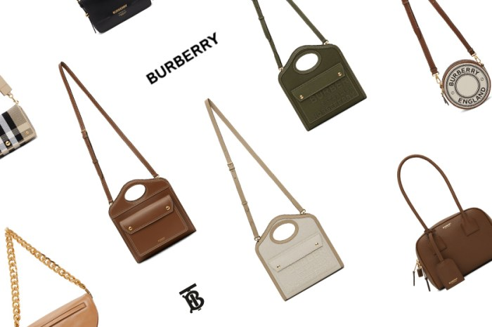 優雅百搭配色:Burberry 新上架手袋,哪一款最受時髦女生歡迎?