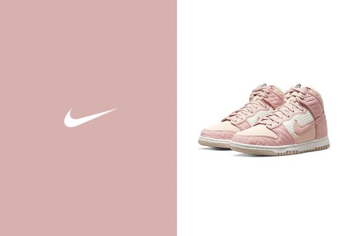 登上熱門球鞋排行:滿載可愛細節的 Nike Dunk 還有這個迷人之處!