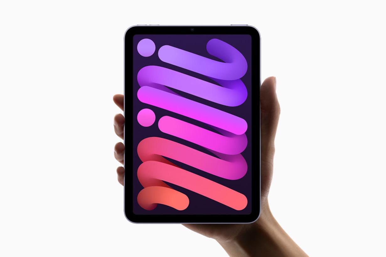 一次推出4 款柔美配色:Apple 發表會iPad mini 已經讓人忍不住要入手!