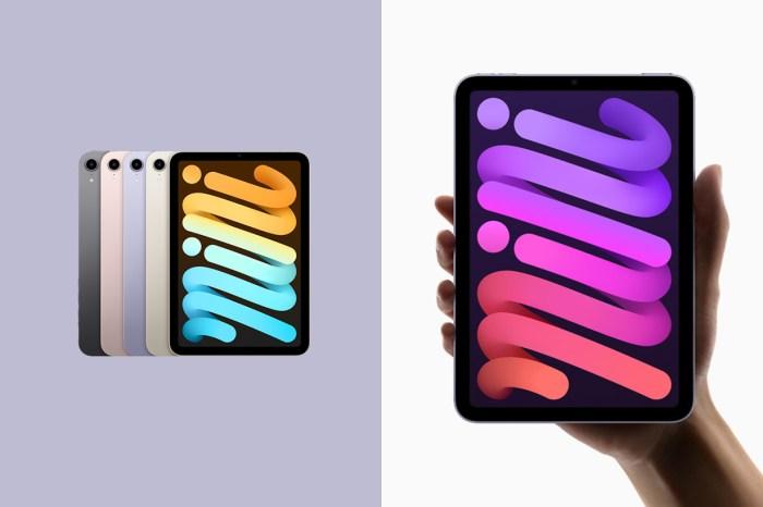 一次推出 4 款柔美配色:Apple 發表會 iPad mini 已經讓人忍不住要入手!
