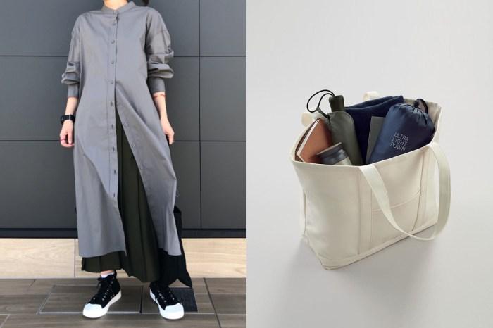 一年四季都能搭配的高性價比:Uniqlo 這款極簡 Tote Bag 默默被日本女生愛用!