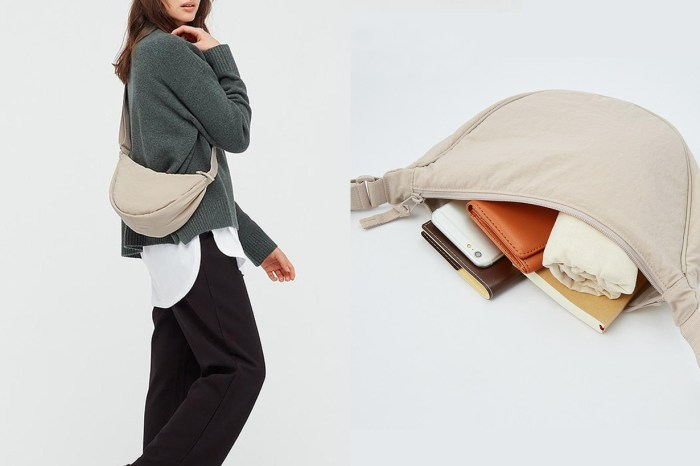 日本女生一致好評:Uniqlo 人氣半月型手袋終於補貨,一次推出新顏色!