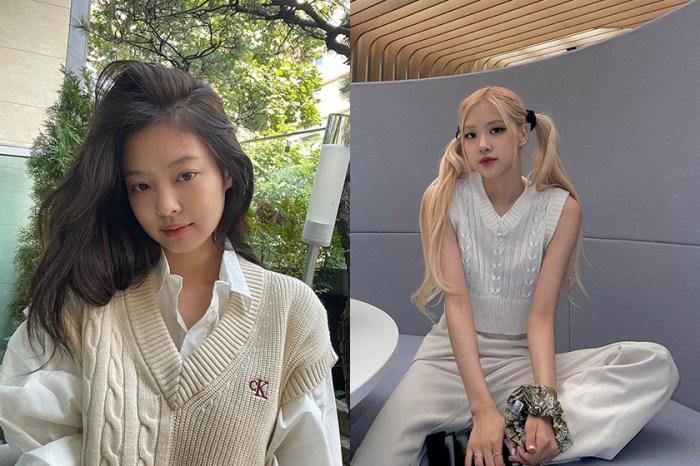 偷師韓國女生的秋日穿搭:復古感針織背心再度回歸,從這 10 款入手準沒錯!