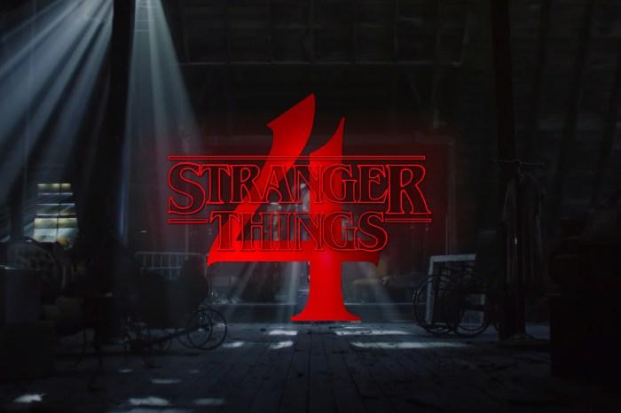 揭開新角色面目:Netflix 正式發布《怪奇物語 Stranger Things》第四季新預告!