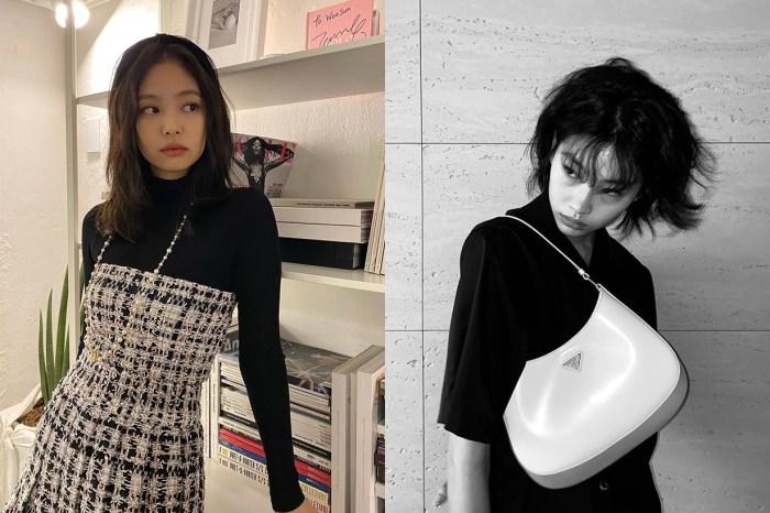 眼尖粉絲發現:《魷魚遊戲》人氣模特鄭浩妍,與 Jennie 私下也是好朋友!