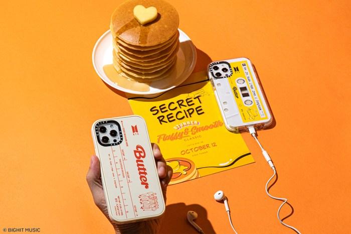 這次不能再錯過:Casetify 再次聯名 BTS 推出《Butter》系列,奶油鬆餅太療癒了!