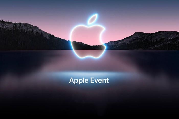 Apple 秋季發佈會日期公佈,邀請函端倪:iPhone 13 將有絕美配色?