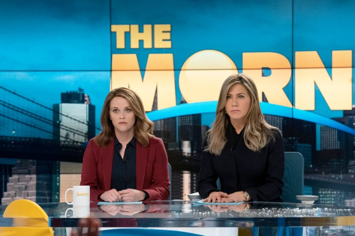 Apple TV+ 第二季回歸,為什麼說女生更應該看《The Morning Show》?
