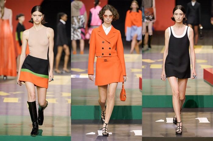 PFW:時尚如一場遊戲,Dior 翻開 60 年代回憶錄交織出現代美!