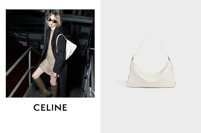 鬆垮就是有種隨性美,CELINE 手袋新成員預計是下一款 It Bag!