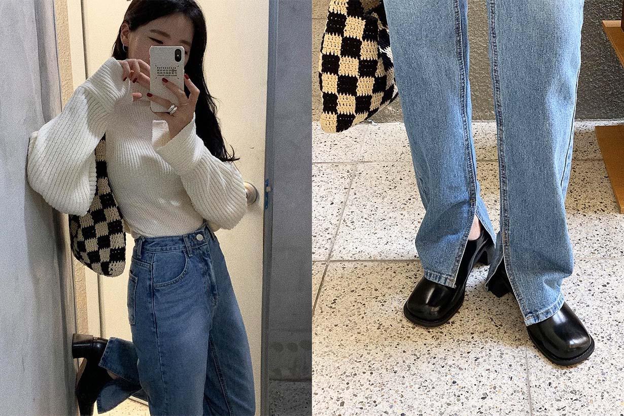 Autumn jeans outfit ideas