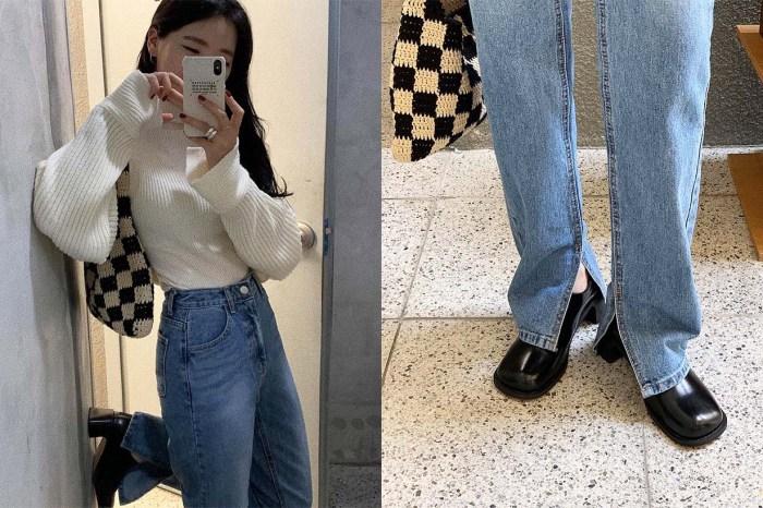 秋季輕鬆穿出牛仔褲潮流,不妨從韓國博主身上找靈感