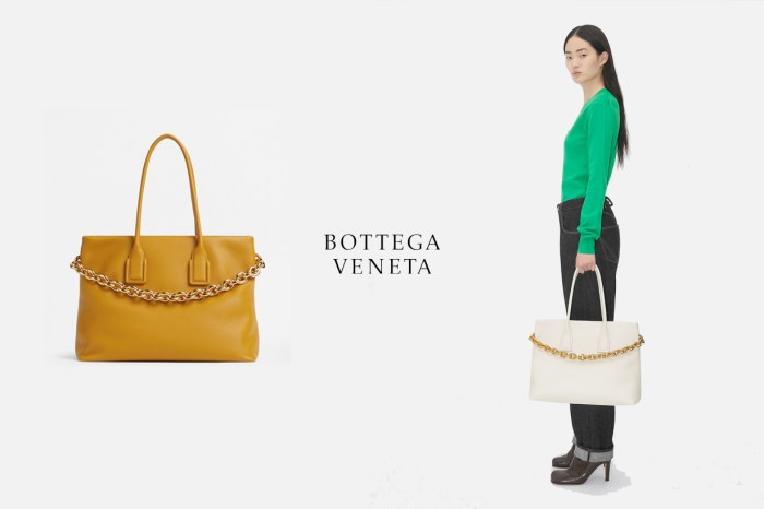 上班族完美手袋:Bottega Veneta 這一枚百搭四季,耐看 10 年!