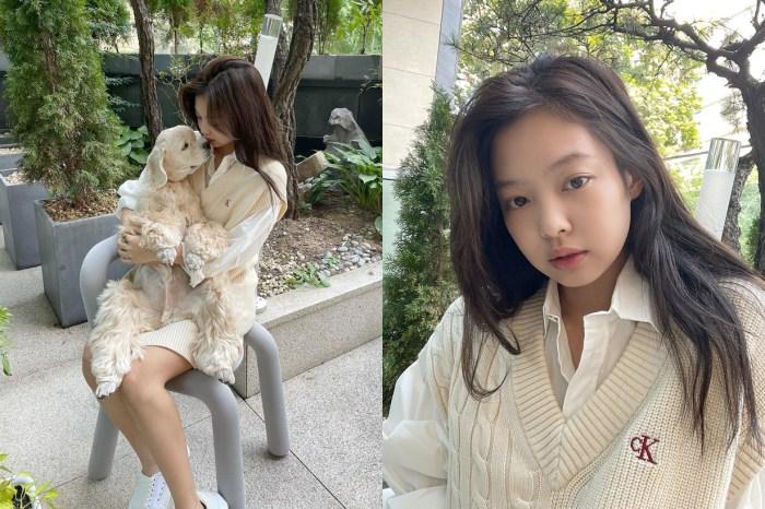 見識人間 CK 帶貨力:Jennie 私下穿的這件,比內衣更快售罄!