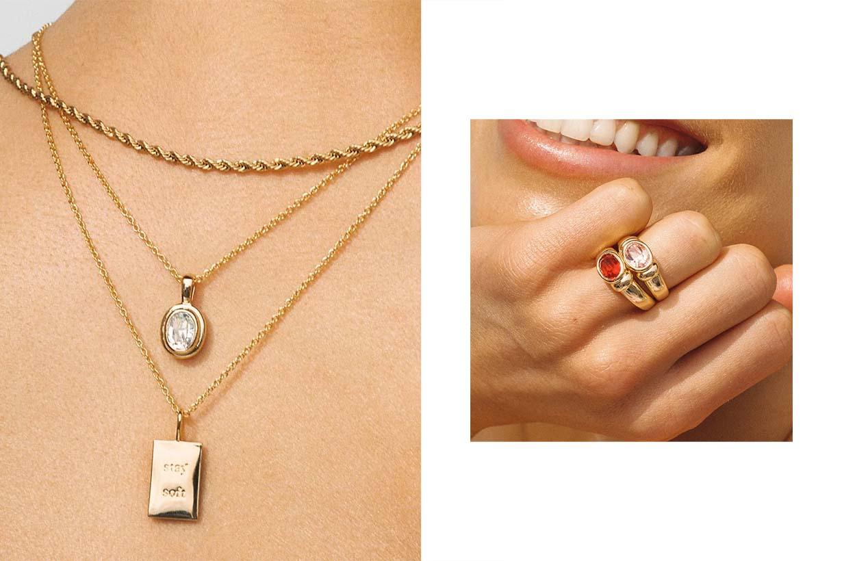 five jewellery brands introduce