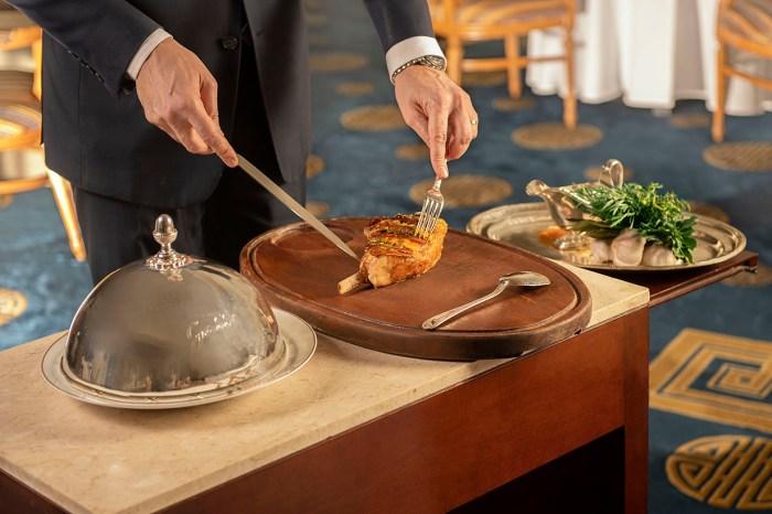 一生人要去一次的香港老牌餐廳!半島酒店吉地士推出新經典晚宴