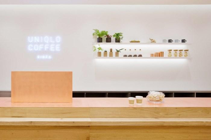 UNIQLO COFFEE Open:咖啡廳舒服明亮,配上老洋果子店的聯名點心!