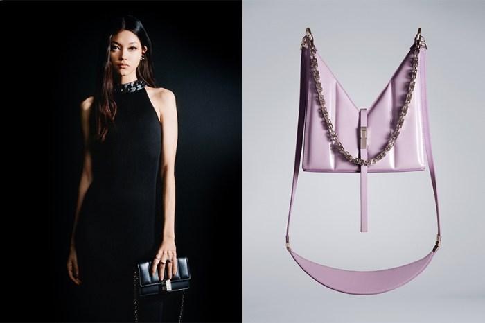 滿滿電影感的秋冬宣傳造型照,Givenchy 兩大人氣手袋系列正式登場!