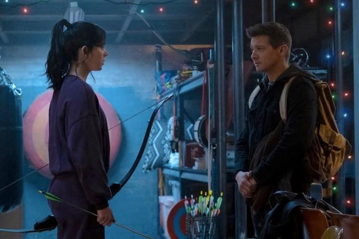 交棒「復二代」:《Hawkeye》影集預告,兩代鷹眼同框!