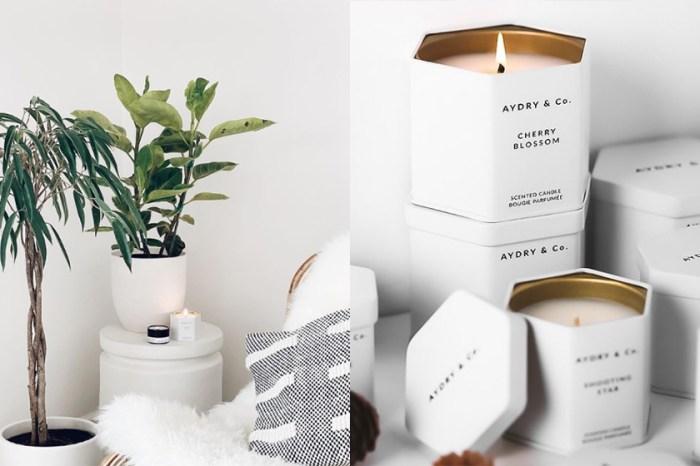 家居療癒小細節:這個來自洛杉磯的小眾蠟燭品牌,連美版《VOGUE》的編輯也大推!