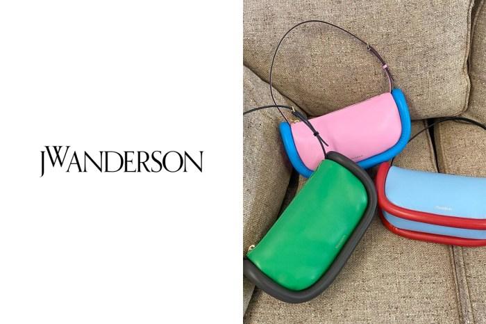 搶先時裝週曝光:JW Anderson 手袋,彷彿從卡通裡拎出來!