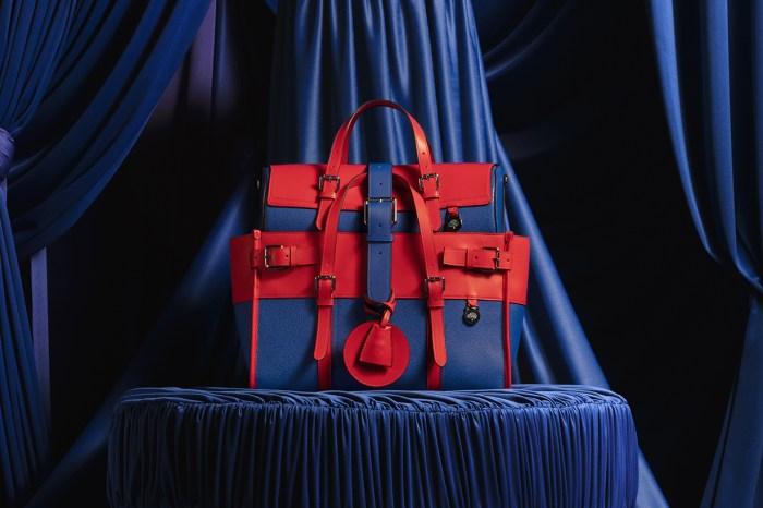以不一樣的襯色重塑經典!Mulberry x Richard Malone 聯乘系列帶著滿滿的英倫風