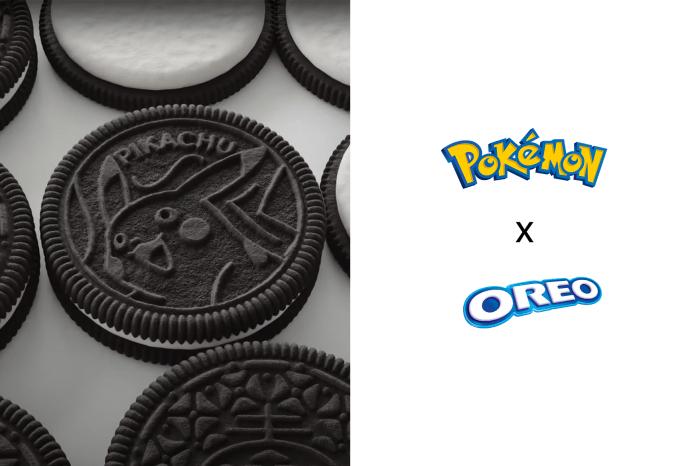 超可愛聯乘:比卡超悄悄走進 Oreo?16 個 Pokémon 角色變成餅乾了!