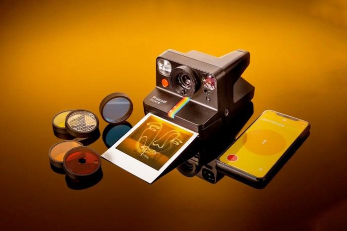 Polaroid Now+ 新登場:可完全用手機操控,還附上 5 個濾鏡!