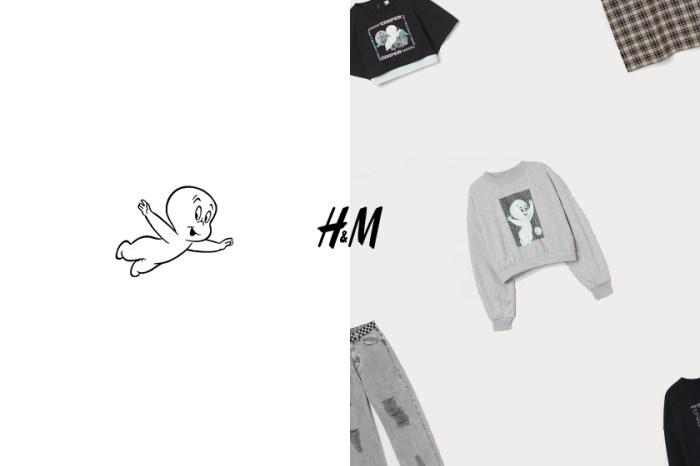 時髦帶點小叛逆:H&M 全新聯名,是我們好久不見的童年朋友!